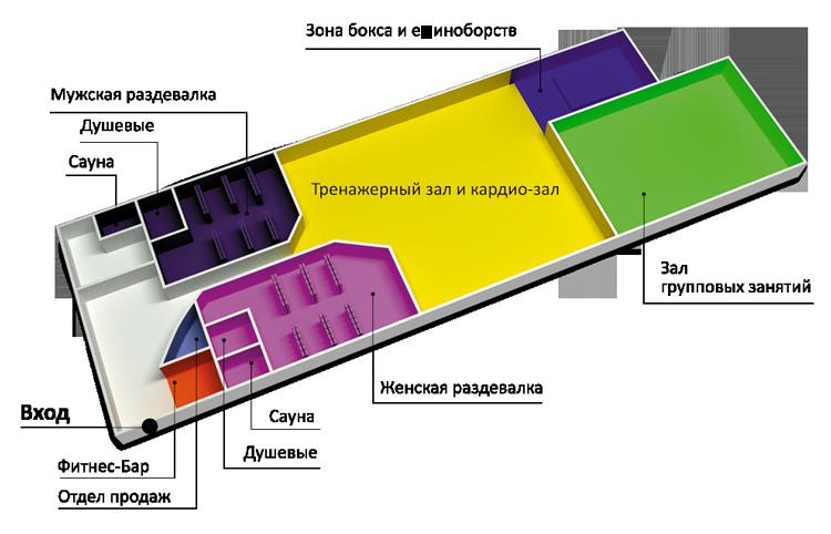 СХЕМА КЛУБА