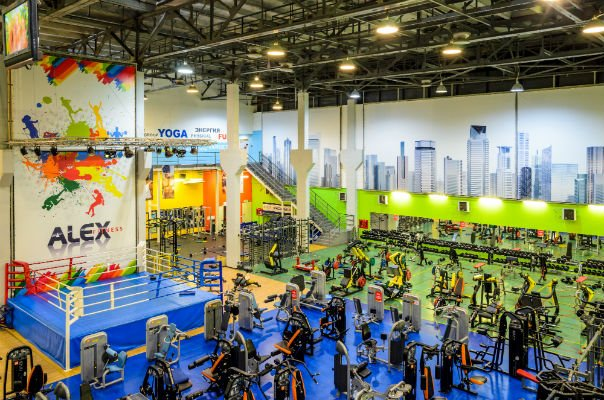Фитнес клуб в москве алекс фитнес ночной клуб хотьково